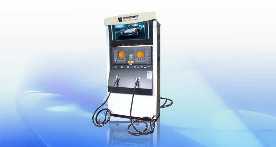 LPG Dispenser - Eurostar Tn-XM