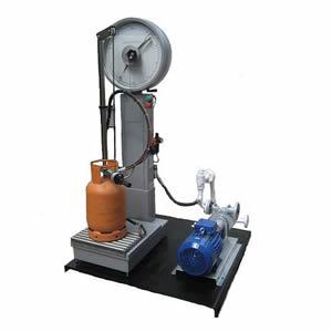 LPG skid scale pump