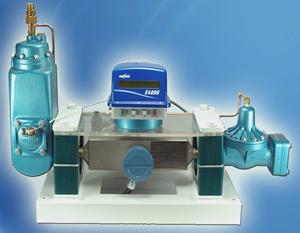 actaris e4000 lpg mass flow meter