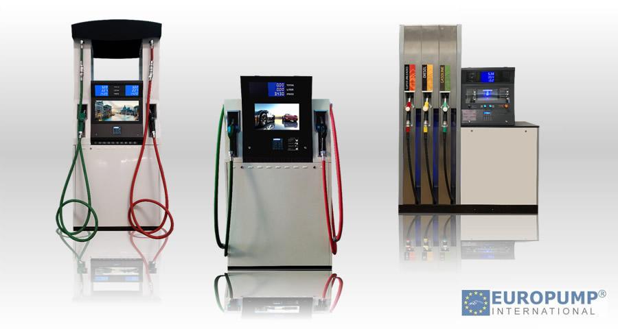 Akaryakit Pompa ve Dispenser