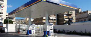 LPG Dispensers in LPG Station